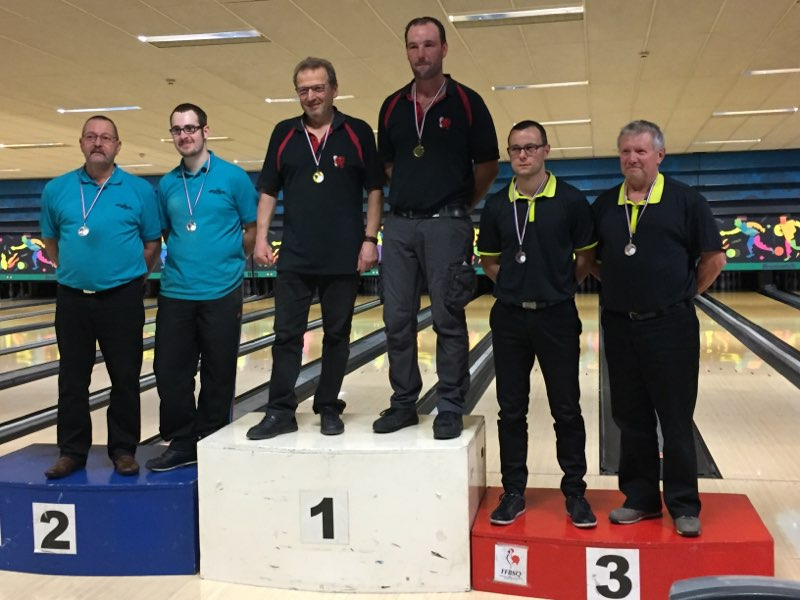 Podium Excellence Hommes